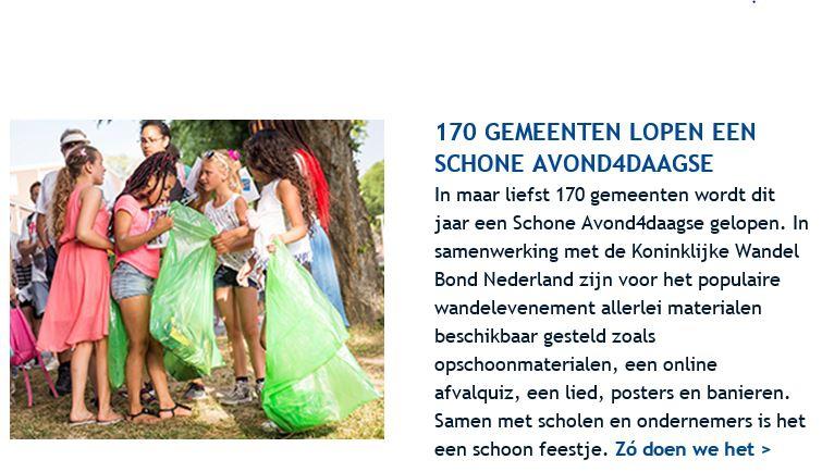Nieuwsbrief Nederland Schoon