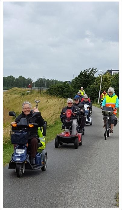 Ritje naar de Dordtse Biesbosch
