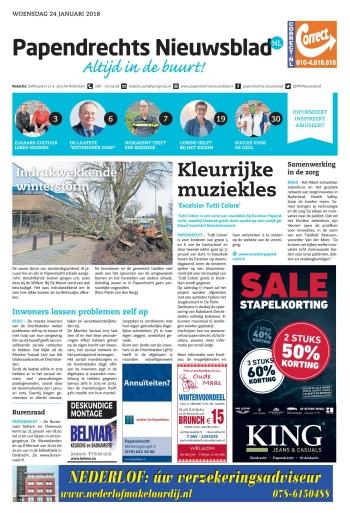 Papendrechts Nieuwsblad digitaal