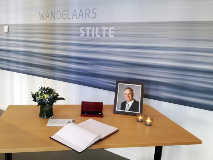 Condoleanceregister voor André van Leeuwen