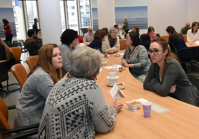 Organisaties en vrijwilligers samen aan de slag tegen armoede
