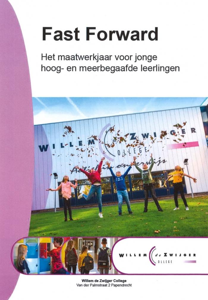 Een maatwerkjaar voor (jonge) hoog- en meerbegaafde kinderen op de Willem