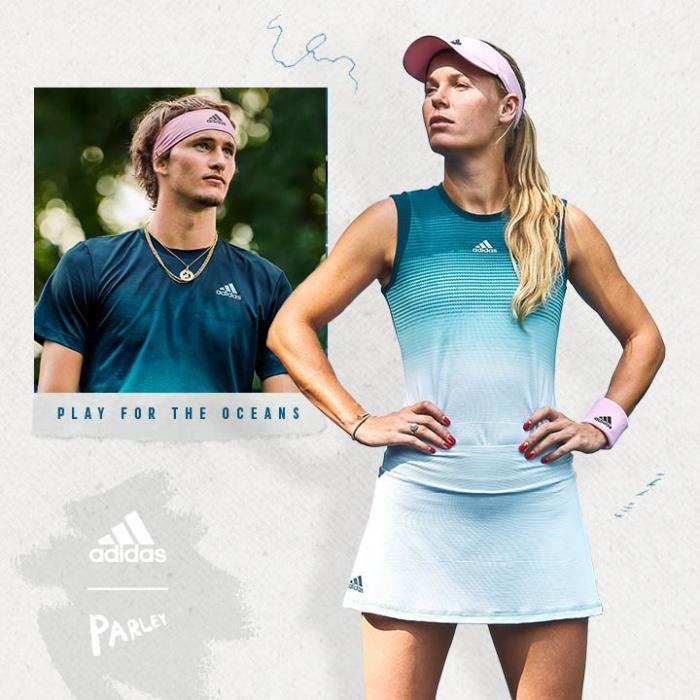 Modeshow Tenniskleding