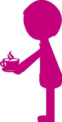 """Gastvrouw/heer gezocht """"Koffie met..."""""""
